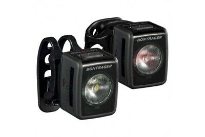 Juego de Luces Bontrager Ion 200 RT, Flate RT