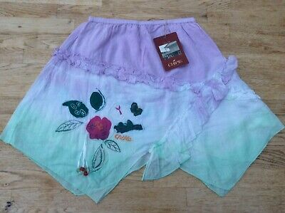 New with tags, beautiful girls Chipie skirt,age 6