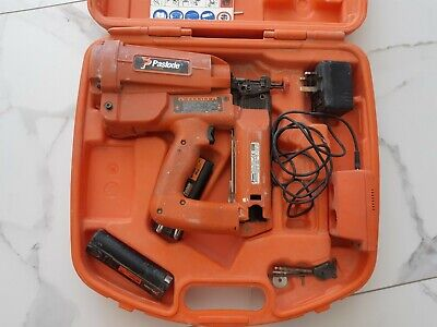 Paslode Gas Nail Gun 2nd Fix IM250/65F16 Cordless FOR SPARES/ REPAIR
