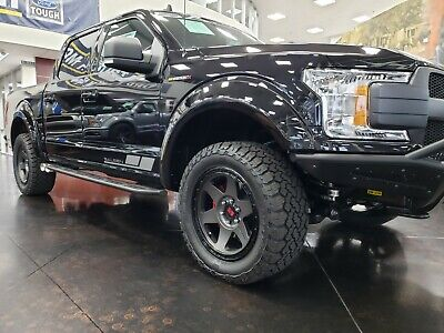 2020 Ford F-150 Yellow Label 2020 Ford F-150 XLT Supercrew 4X4 Saleen Yellow Label Supercharged 700hp