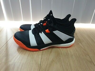Adidas Stabil X Indoor Court Shoes Uk Size 8.5
