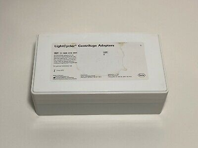 Roche Lightcycler Centrifuge Adapters 11 909 312 001