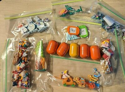 Lot of Kinder Egg Toys - NO CHOCOLATE