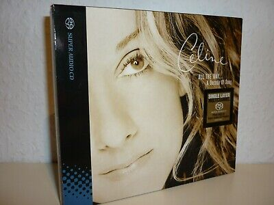 SACD - CELINE DION: All The Way...A Decade Of Song  (Super Audio CD - Surround)
