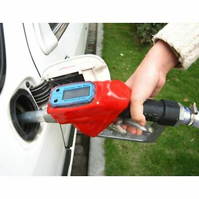 Fuel Oil Delivery Gun Nozzle Dispenser with Flow Meter