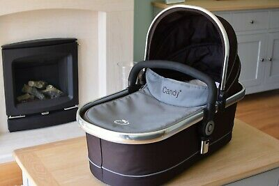 iCandy Peach Main Carrycot Carry Cot Black Jack