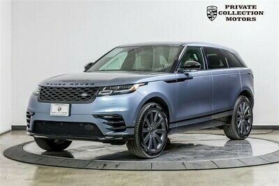 2018 Land Rover Range Rover  2018 Land Rover R-Dynamic HSE $76,878 MSRP