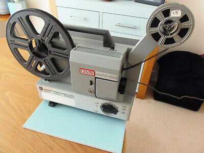 Eumig Mark 501 Super, Std 8 Vintage Cine Movie Film Projector * Works Fine *