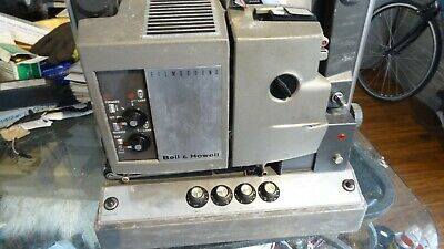 bell howell filmosound 16mm projector