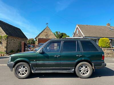 1999 Range Rover 4.6 V8 Hse 5Dr Automatic Lpg/Gas
