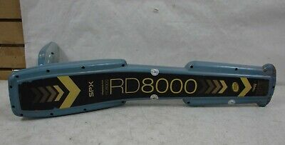 SPX RadioDetection RD8000 PLX Cable Pipe Locator Receiver Only