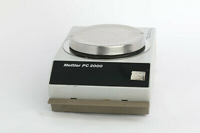 Mettler PC 2000 Digital Lab Balance tested in good working order