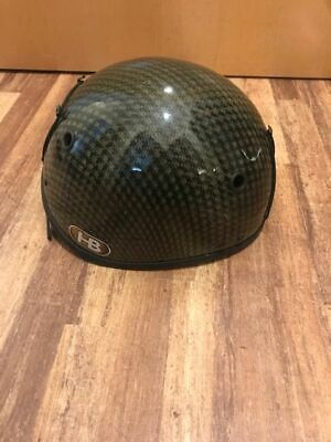 HB Dyneema Carbon Climbing Helmet Size Large GREAT CONDITION