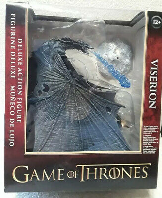 Game of Thrones Deluxe Box - Viserion (Ice Dragon) Action Figure McFarlane Toys