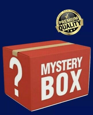 Mystery Box–Could Be–Electronics, Accessory, HBA, Beauty, Clothes, Funko & More
