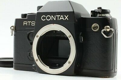 [Excellent+3] Contax RTS II QUARTZ 35mm SLR Film Camera Body From JAPAN