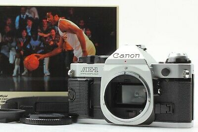 [Mint in Box] Canon AE-1 Program 35mm SLR Film Camera Body Only From Japan