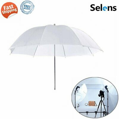 "Selens Photo Studio Translucent Umbrella Softbox 84cm/33"" for Flash Lighting"