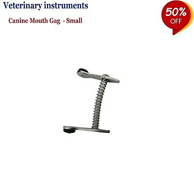 VETERINARY INSTRUMENTS Canine Feline Mouth Gags Small Animals Mouth Opener Tools