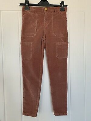 Girls River Island Utilty Trousers Age 10 Years