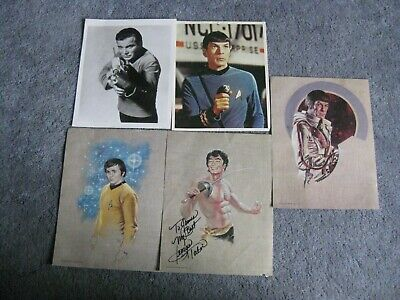 Star Trek Photo and Copies 5