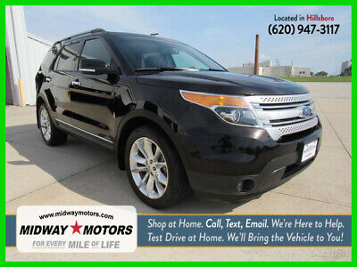 2014 Ford Explorer XLT 2014 XLT Used 3.5L V6 24V Automatic AWD SUV