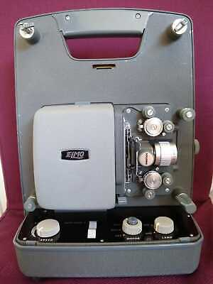 Elmo FP vintage 8mm cine projector in immaculate condition