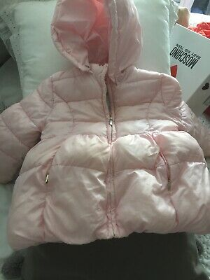 Pink Mayoral Coat Age 24 Months