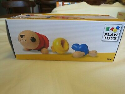 PLAN seal sorter toy