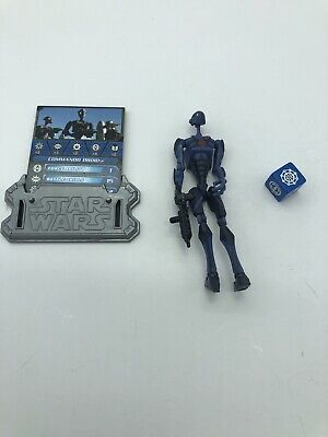 Star Wars: The Clone Wars 2010 Target COMMANDO DROID #2 (HOSTAGE CRISIS) - Loose