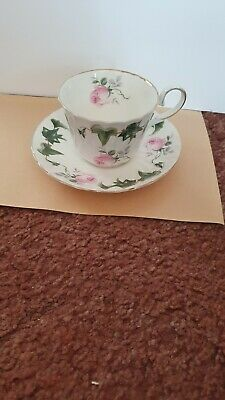 The Butchant Gardens Regency Cup And Saucer
