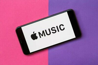 Apple Music 4 Months Free Individual Access Code, New Subscribers Only