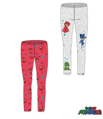 BNWT's Pj Masks Owlette Leggings. Red Age 5/6yrs
