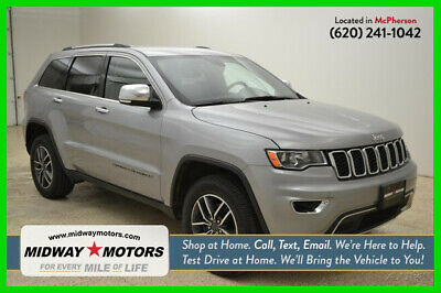 2019 Jeep Grand Cherokee Limited 2019 Limited Used 3.6L V6 24V Automatic 4X4 SUV