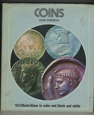 numismatic book: Coins by John Porteous survey of coinage in the western world