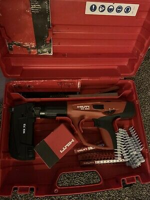 HILTI NAIL GUN .DX460 MX72 Good Condition