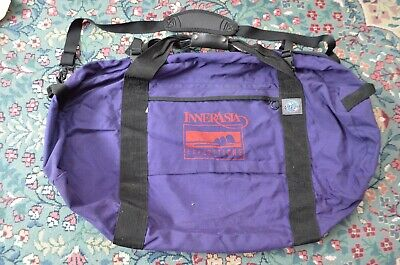 Eagle Creek InterAsia Expeditions Duffle Bag Purple Travel Luggage