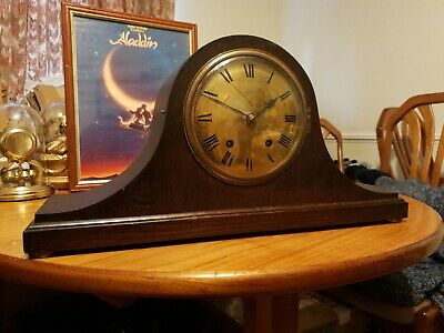 Antique black forest W&H Sch Ting Tong clock