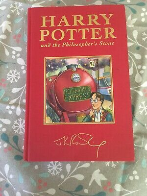Harry Potter And The Philosophers Stone Hardback Collectors 3rd Edition 1999
