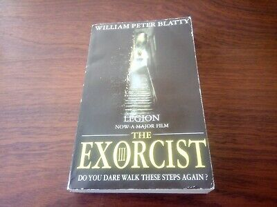 Rare The Exorcist Iii Paperback Tie-In