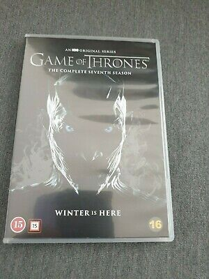 Game of Thrones  Staffel 7 DVD Deutscher Ton