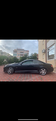 Mercedes Benz cl600 amg styling