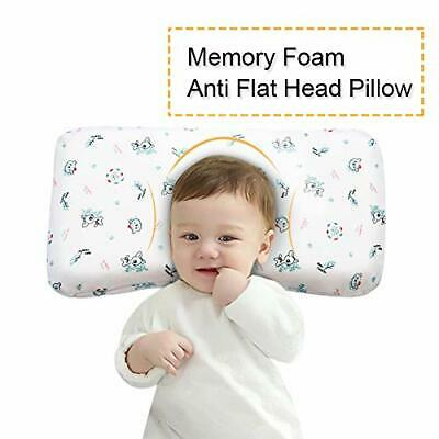 Long Baby Infant Pillow Prevent Flat Head Syndrome-Protective Sleeping Anti Roll