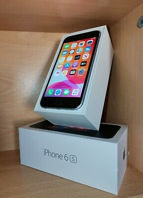 Apple iPhone 6S 16GB Space Grey UNLOCKED - GRADE A CONDITION - 3 MONTHS WARRANTY