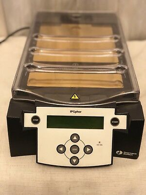 Pharmacia Biotech IPGphor Isoelectric Electrophoresis System IEF 2D