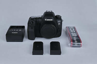 Canon EOS 6D Mark II w/ Battery Grip & Extra Battery - Count info inside