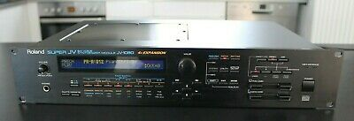ROLAND JV-1080 Synthesizer All Time Classic