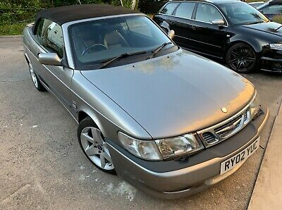 Saab 9-5 Hot Aero Convertible. One previous owner. 40K genuine miles. Used