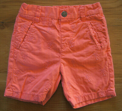 Bnwot 18-24 Months Marks & Spencer Baby Girl Cotton Summer Shorts. M&S