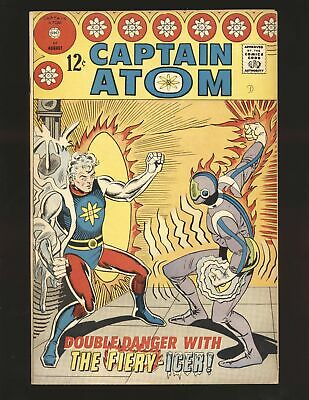 Captain Atom # 87 - Steve Ditko cover & art Fine/VF Cond.